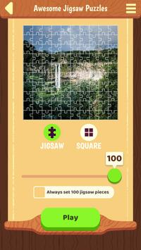 Awesome Jigsaw Puzzles screenshot 1