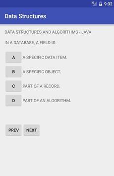 Data Structures & Algorithms poster
