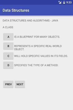 Data Structures & Algorithms apk screenshot