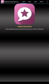 Celebrity Gossip News Stream poster