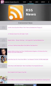 Celebrity Gossip News Stream apk screenshot