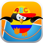 Penguin ABC Run icon