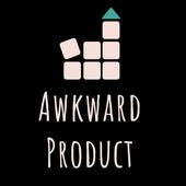 awkward product icon