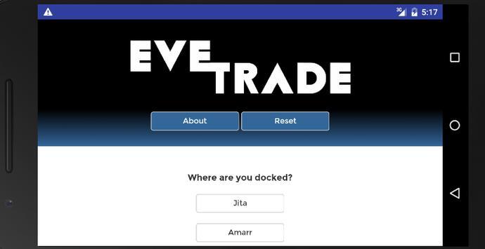 eve trade market