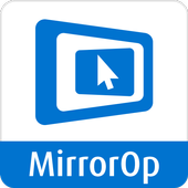 MirrorOp Receiver icon
