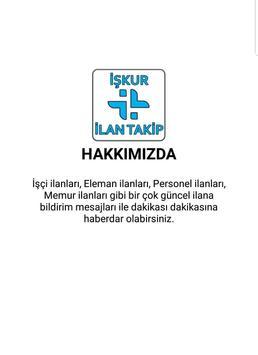 İşkur İlan Takip - İş İlanları poster