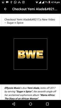 BWE apk screenshot