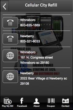 Cellular City Refill apk screenshot