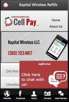 Kapital Wireless Refills poster