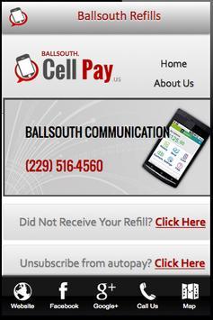 Ballsouth Refills poster