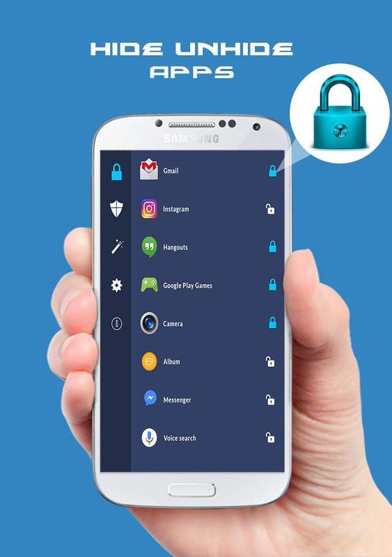 Apk hide app | Hide App  2019-03-18