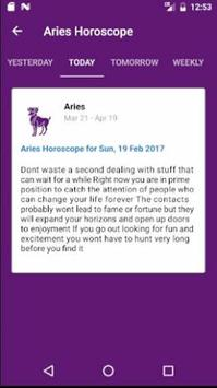 Daily Horoscope Facts screenshot 5