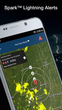 Weather by WeatherBug poster