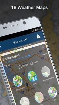 Weather by WeatherBug: Forecast, Radar & Alerts apk screenshot