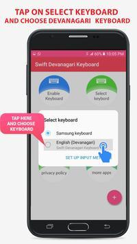 Swift  Devanagari Keyboard screenshot 7