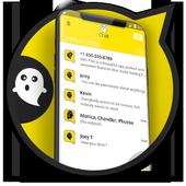 Yellow Messenger 2018 SMS icon