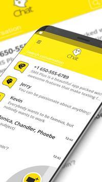 Yellow Messenger 2018 SMS screenshot 4