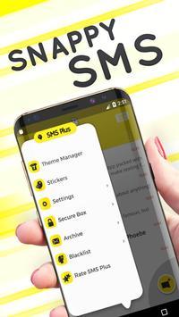 Yellow Messenger 2018 SMS screenshot 2