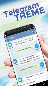 Telegramer SMS Theme screenshot 1