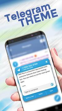 Telegramer SMS Theme screenshot 3