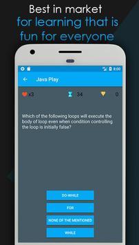 Java Play screenshot 1