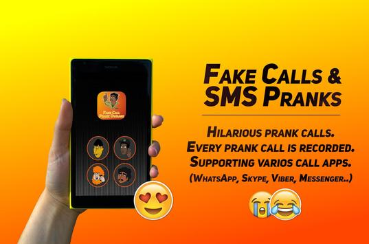 Fake Call Prank for Ownage apk screenshot