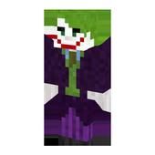 Skin Joker For MCPE APK Download Free Entertainment APP For - Skins para minecraft pe joker