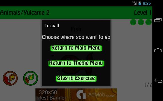 TOZCATL apk screenshot