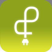 Plug & Move icon