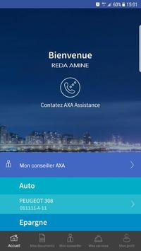 MyAXA Maroc apk screenshot