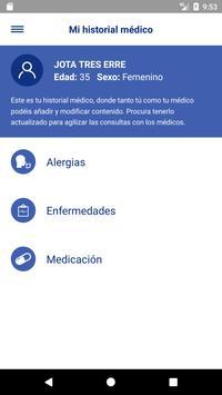 Chat Médico screenshot 2