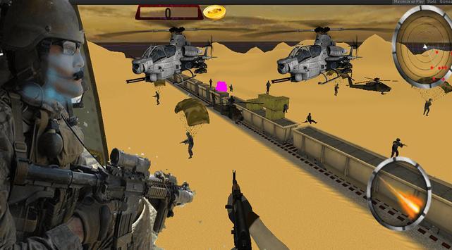 Airborne Fighter Sniper Fury apk screenshot