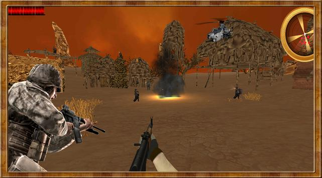 Assassin Fighter Sniper Fury screenshot 5
