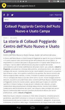 Collaudi Poggiardo screenshot 1