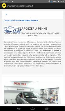 Carrozzeria Penne poster