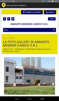 Amianto Modena screenshot 2