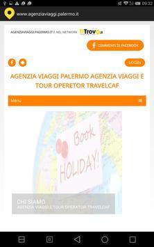 Agenzia Viaggi Palermo poster