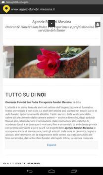 Agenzie funebri Messina poster