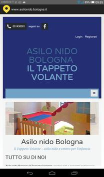 Asilo nido Bologna poster