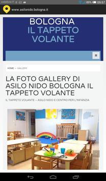 Asilo nido Bologna apk screenshot
