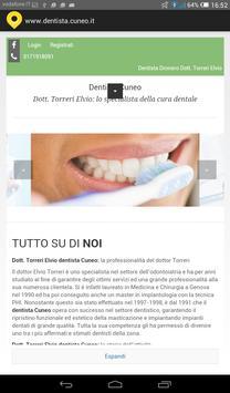 Dentista Cuneo poster