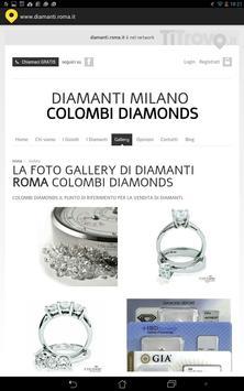 Diamanti Roma apk screenshot