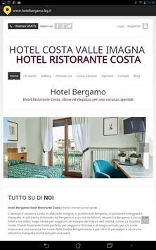 Hotel Bergamo BG apk screenshot