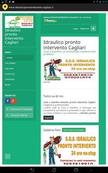 Idraulico Cagliari poster