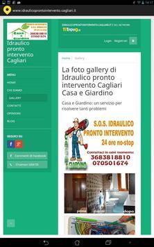 Idraulico Cagliari apk screenshot