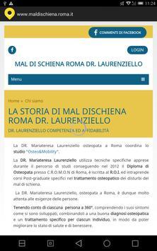 Mal dischiena roma screenshot 1