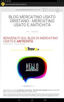 Mercatino Usato Oristano apk screenshot