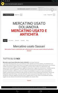 Mercatino Usato Sassari poster