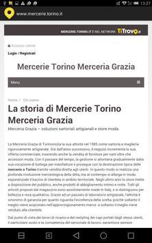 Mercerie Torino screenshot 1