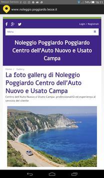 noleggio Poggiardo screenshot 2